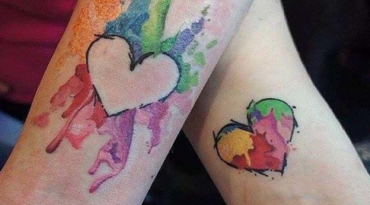 20 Tatuajes Madre Hija Que Demuestran El Hermoso Lazo Que Las Une