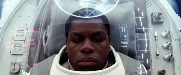 Recovering from his injury at the hands of Kylo Ren in THE FORCE AWAKENS, Finn (John Boyega) returns to help the Resistance take on the First Order in STAR WARS: THE LAST JEDI.