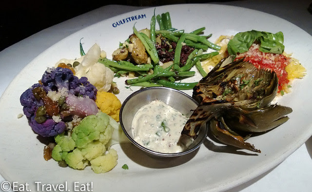 Gulfstream-Los Angeles (Century City), CA: Vegetable Platter