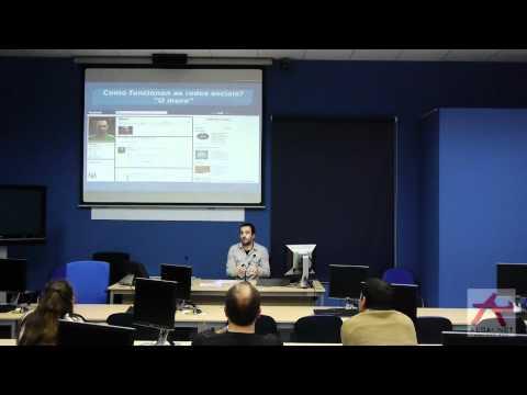 Charla sobre Redes Sociales en el centro CEMIT de Matosiños