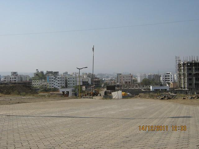 Approach Road - Sai Mystique, 1 BHK - 1.5 BHK - 2 BHK Flats near Sinhagad Institute, Ambegaon Budruk, Pune 411 041