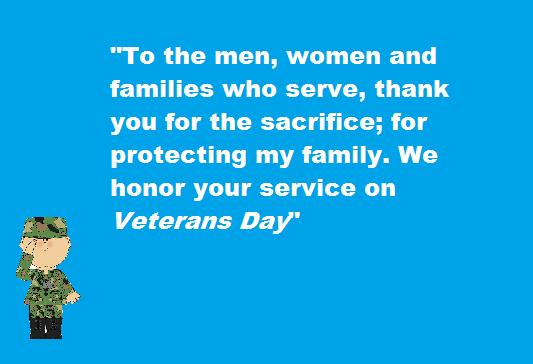 Veterans Day Quotes. QuotesGram