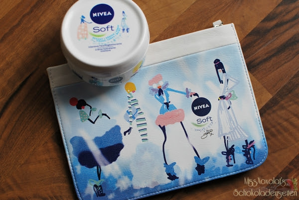 NIVEA Soft designed by GILES - Limited Edition 2013