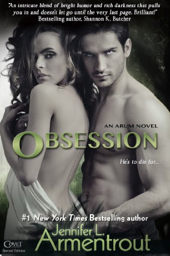 Obsession (Entangled Covet) by Jennifer Armentrout