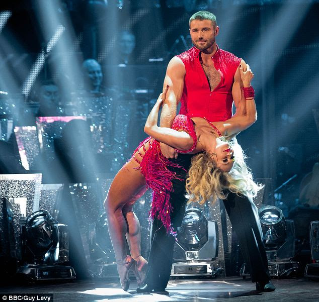 Gripping: Cohen on Strictly Come Dancing