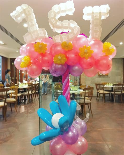 Balloon Entrance Display Decoration   THAT Balloons