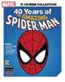 40 years of spider-man on cd
