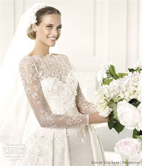 Elie By Elie Saab 2013 Collection for Pronovias   Wedding