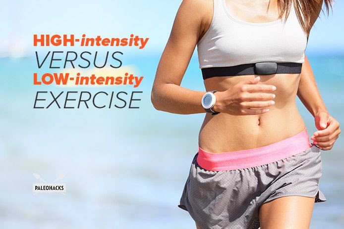 Resultado de imagen de high intensity exercise