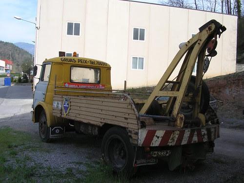 camió Barreiros Saeta (1972)