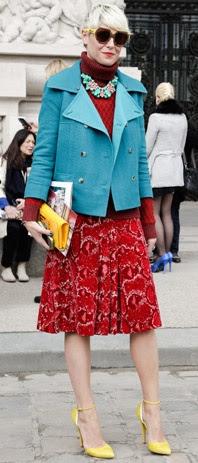 Elisa Nalin - red, turquoise, yellow
