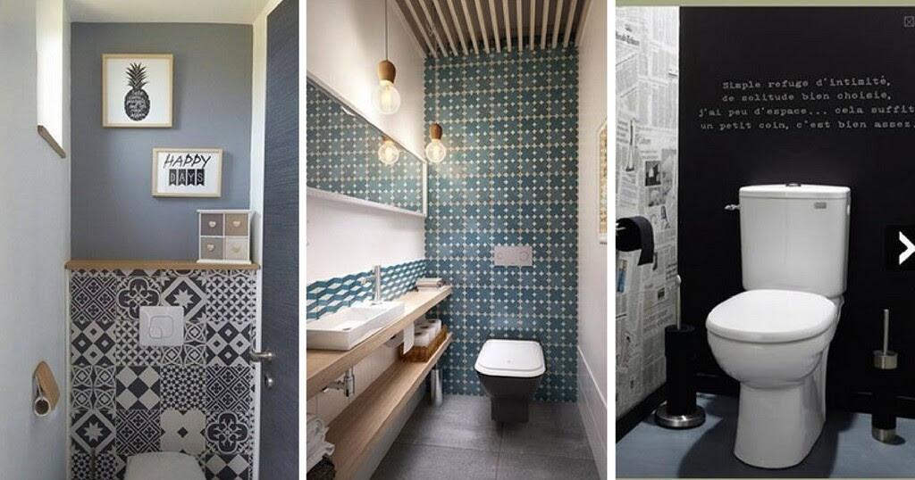 25 Idées Déco Pour Relooker Vos Toilettes