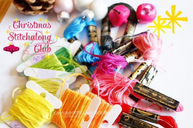Christmas Stitchalong Club