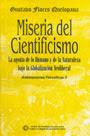 Miseria del Cientifisismo. Antimemorias filosóficas I