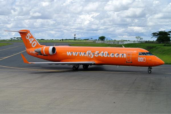 Fly540 Kenya