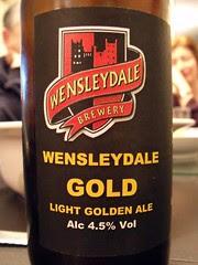 Wensleydale, Gold, England