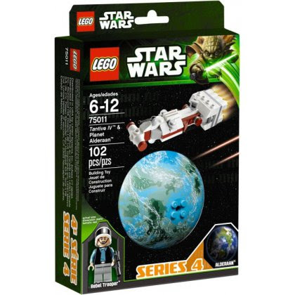 Klocki LEGO Star Wars - Planeta Alderaan