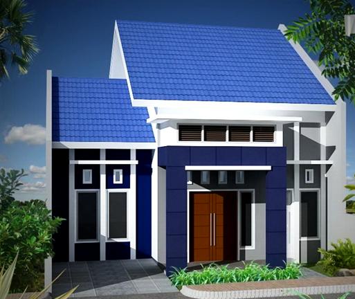 Rumah Minimalis Depan Ada Toko | Ide Rumah Minimalis