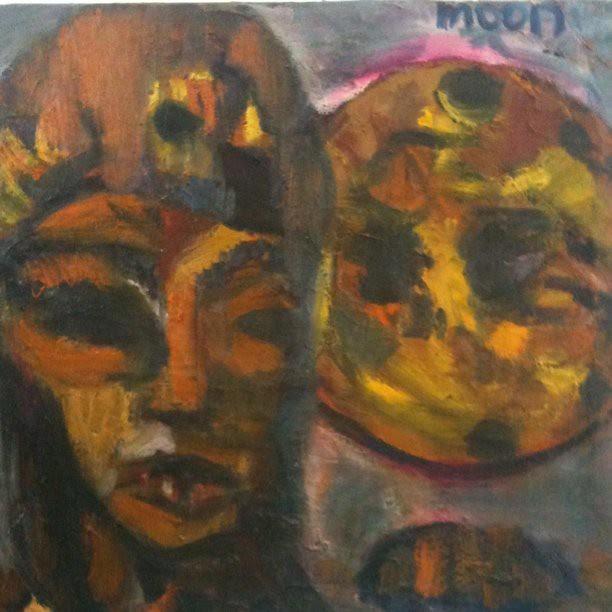 Natenadze painting