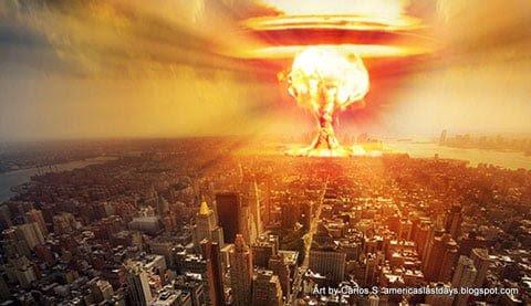 εκδήλωση πυρηνικές