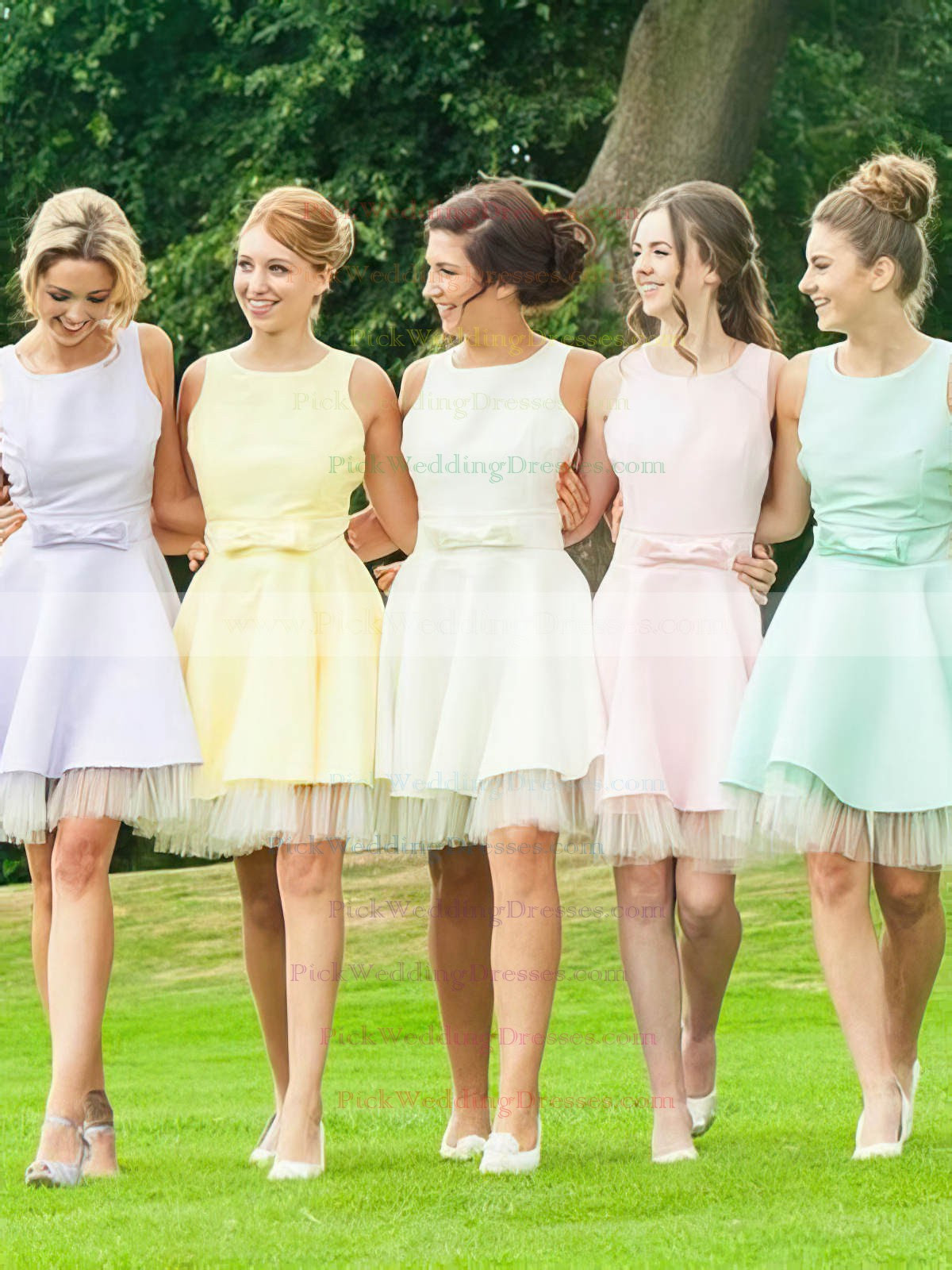http://www.pickweddingdresses.com/open-back-a-line-short-mini-satin-tulle-with-bow-cute-bridesmaid-dresses-pwd01012816-p1890.html?utm_source=post&utm_medium=PWD007&utm_campaign=blog