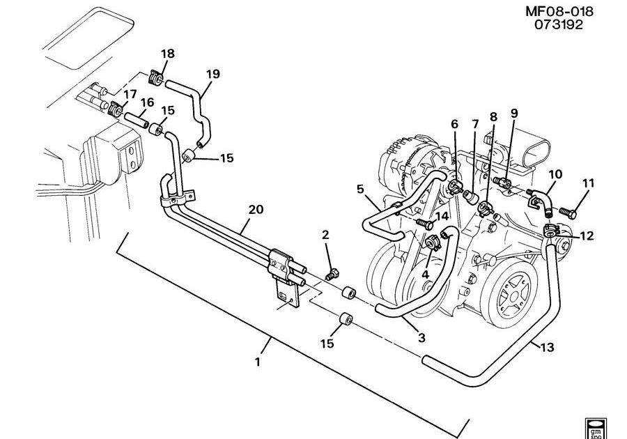 1991 Ford Ranger Fuse Box Diagram