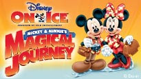 Disney On Ice : Mickey & Minnie's Magical Journey discount offer for show in Newark, NJ (Prudential Center)