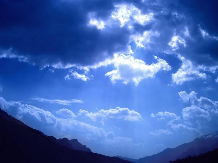 El Cielo Azul El Blog De Ideasypensamientos
