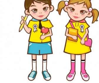 Download 47  Gambar Animasi Anak Cowok HD Paling Keren