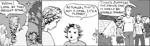 Home Spun comic strip #119