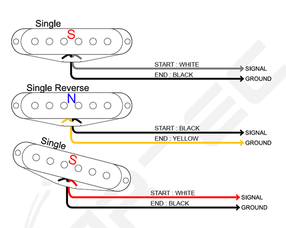 Fender N3 Strat Wiring Diagram