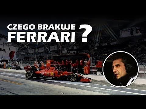 Czego brakuje Ferrari?