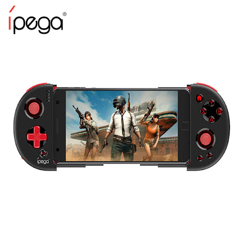 Best Offers iPEGA 9087 Joystick for Phone Gamepad Android Game Controller PG 9087 Bluetooth Extendable Joystick for Tablet PC Android Tv Box