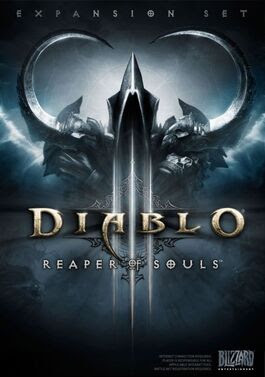 Diablo 3 reaper of souls box art 0