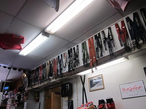 Suspender collection