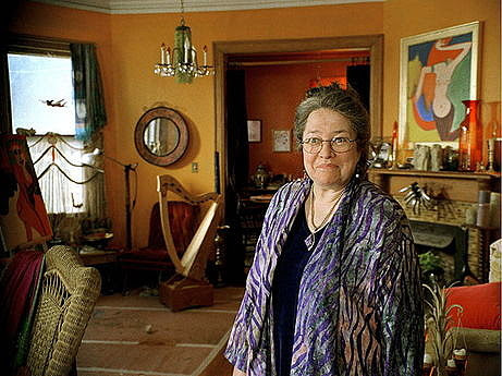 Kathy Bates as Roberta in About Schmidt (2002)