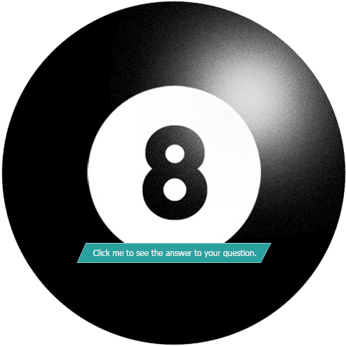 Magic Eight 8 Ball Game Ask Yesno Questions For Accurate Answers