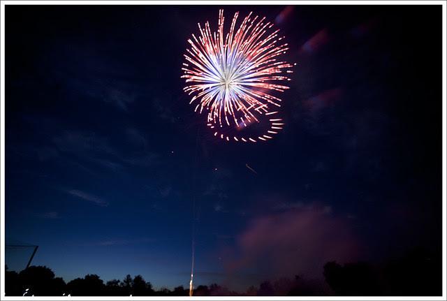 Ridgewood Fireworks 1