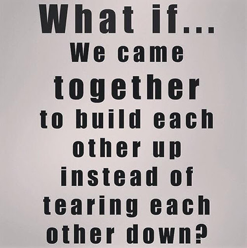 Quotes About Tearing Each Other Down 16 Quotes