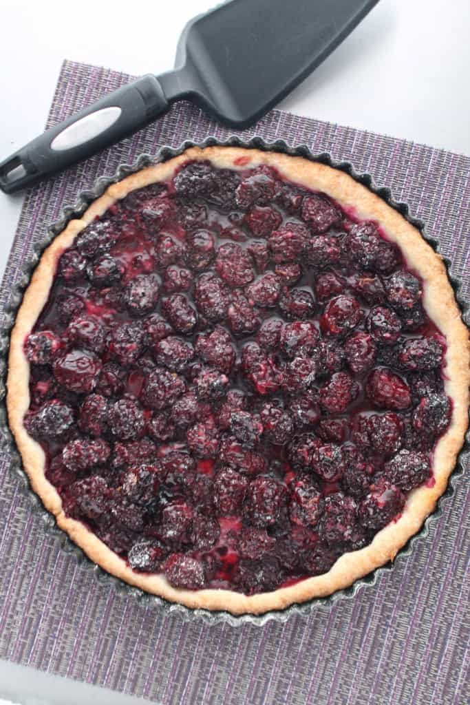 Blackberry Tart 1
