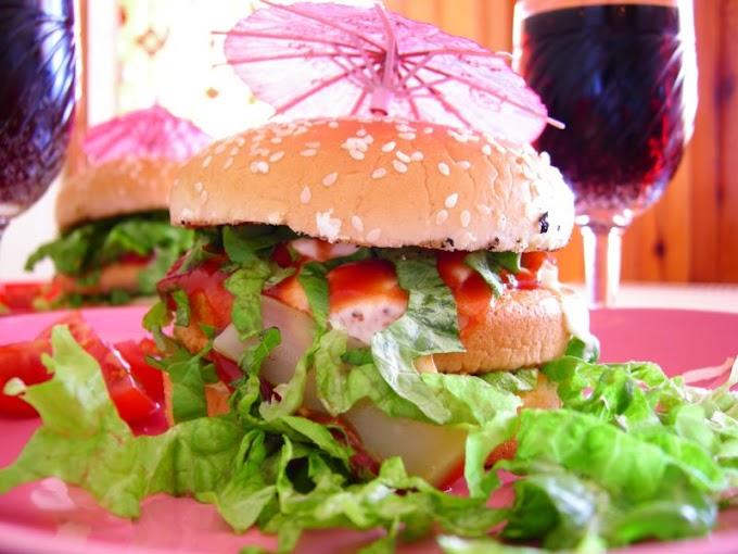 Çift Köfteli Burger