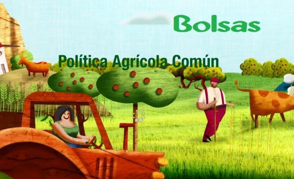 Bolsas do Fondo Español de Garantía Agraria