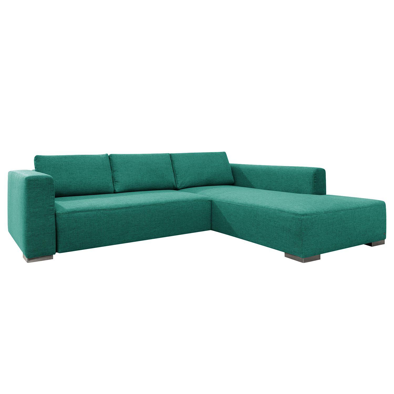Ecksofa Heaven Colors Style XL Webstoff - Longchair ...