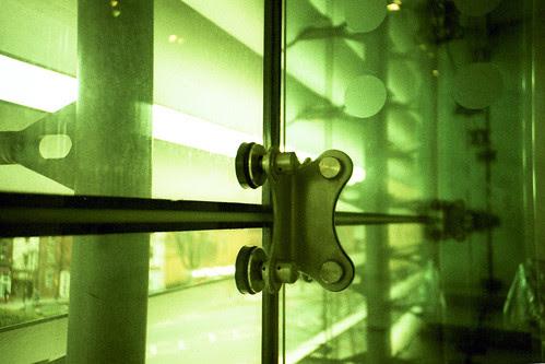 glass wall by pho-Tony
