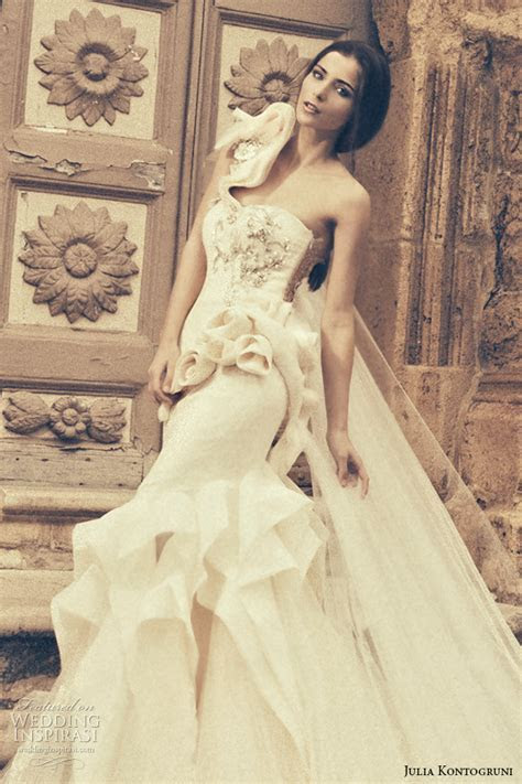 Julia Kontogruni Fall 2015 Wedding Dresses   Wedding Inspirasi