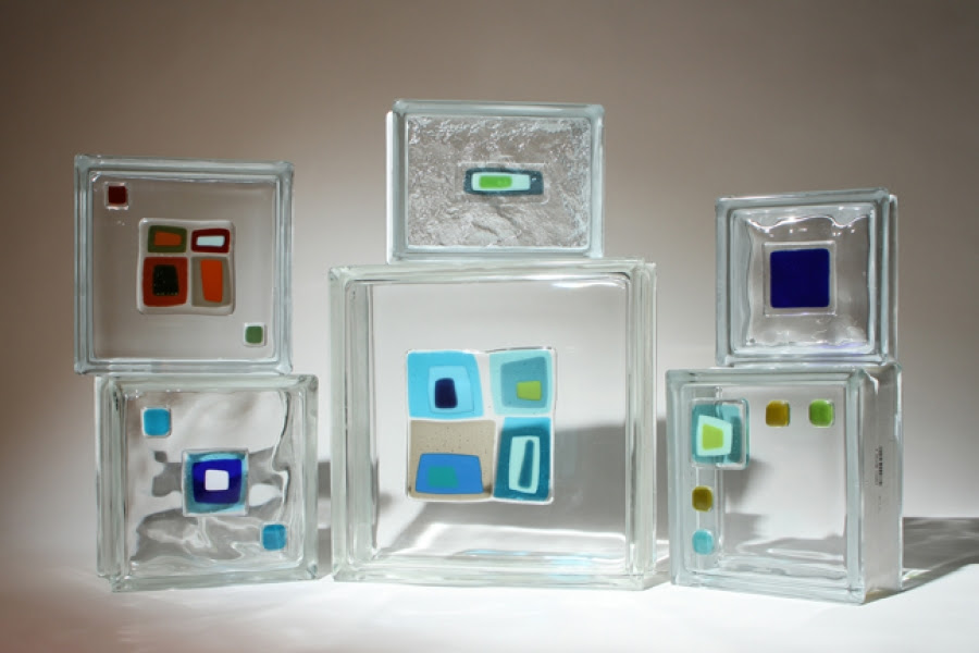 5 Places To Use Decorative Art Glass Tile Blocks Buildipedia