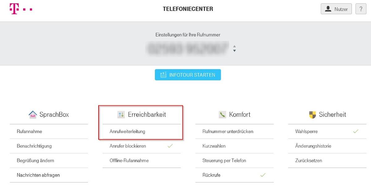 Kundencenter Telekom Rechnung Festnetz