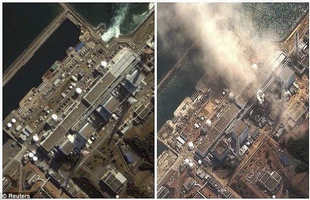 Efek Ledakan Nuklir Jepang Bisa Sampai ke Indonesia