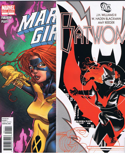 Marvel Girl, Batwoman