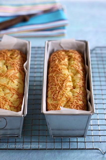 Peuyeum Cake